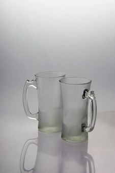 Free Frozen Mugs Royalty Free Stock Photos - 1311688