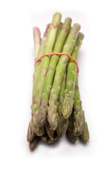 Free Asparagus Spears. Royalty Free Stock Image - 1312226