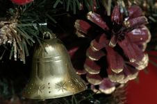 Free Christmas Decoration Royalty Free Stock Photography - 1313067