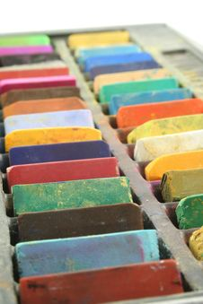 Free Pastels Royalty Free Stock Photography - 1313237