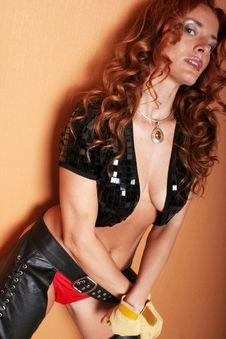 Free Sexy Woman Stock Image - 1313341