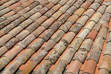 Free Tiled Roof Stock Images - 1313544