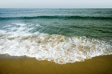 Free Calmed Sea Royalty Free Stock Images - 1313779
