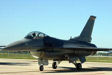 Free F-16 Royalty Free Stock Photo - 1314635