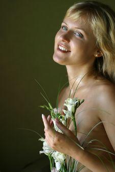 Free Beautiful Blonde Royalty Free Stock Photo - 1314835