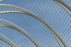 Free Metallic Structure Royalty Free Stock Photo - 1314905