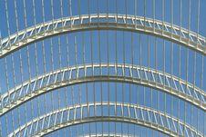 Free Metallic Structure Royalty Free Stock Photo - 1314975