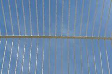 Free Metallic Structure Stock Image - 1315011