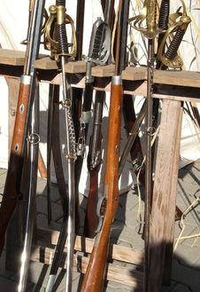 Free Weaponry Stock Image - 1315371