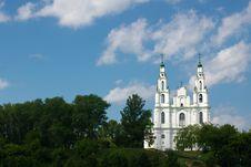 Free Catholic Cathedral Royalty Free Stock Image - 1315766