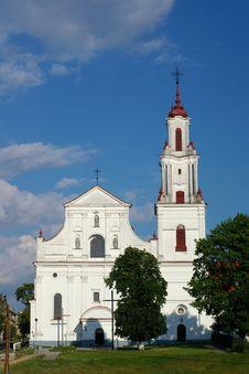 Free Catholic Cathedral Stock Images - 1315784
