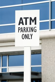 Free ATM Parking Stock Photo - 1316050