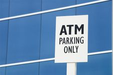 Free ATM Parking Stock Images - 1316064