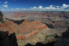 Free Grand Canyon Viewpoint Royalty Free Stock Images - 1316199