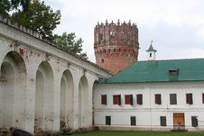 Free Novodevichy Convent 15 Stock Image - 1316721