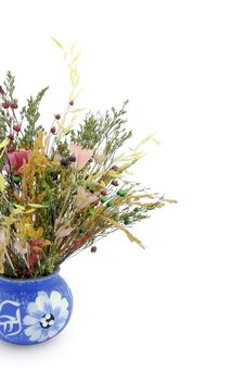 Free Dried Bouquet Royalty Free Stock Photo - 1317025