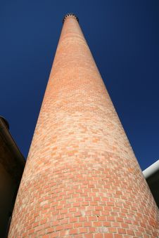 Free Brick Chimney Stock Photos - 1317803