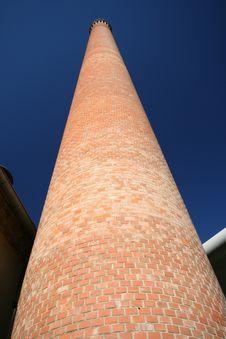 Free Brick Chimney Stock Photos - 1317803