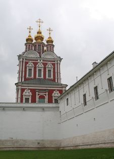 Free Novodevichy Convent 22 Stock Photos - 1318353