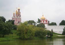 Free Novodevichy Convent 24 Stock Photos - 1318373