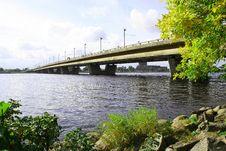 Free Bridge Royalty Free Stock Images - 1318879