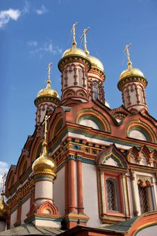 Free St Nikolay Cathedral Stock Photo - 1319650