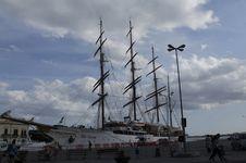 Free Sailing Ship, Tall Ship, Ship, Barque Stock Photography - 131082132