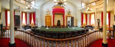 Free Function Hall, Interior Design, Chapel, Furniture Royalty Free Stock Images - 131082149