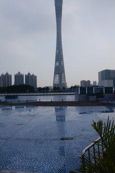 Free Skyscraper, Landmark, Reflection, Water Royalty Free Stock Image - 131082186