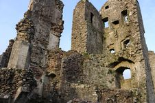 Free Historic Site, Ruins, Medieval Architecture, Archaeological Site Stock Image - 131082201