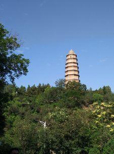Free Sky, Tower, Landmark, Pagoda Stock Photo - 131083250