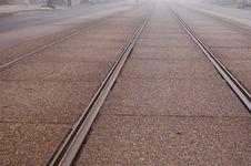 Free Railway Tracks Stock Image - 13118211