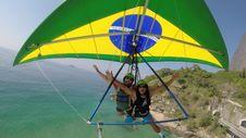 Free Air Sports, Gliding, Adventure, Windsports Stock Photo - 131165210