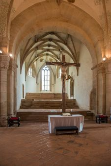 Free Arch, Crypt, Place Of Worship, Column Stock Image - 131165331