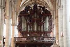 Free Medieval Architecture, Pipe Organ, Organ Pipe, Building Royalty Free Stock Image - 131165656