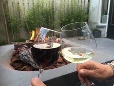Free Tableware, Wine Glass, Glass, Water Stock Photo - 131165760