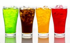 Free Photo Of Four Assorted-color Beverages Royalty Free Stock Photos - 131201168