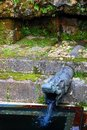 Free Shuri Castle Dragon Fountain Royalty Free Stock Photos - 13141108
