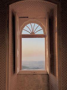 Free Opened Window Stock Photos - 131423103