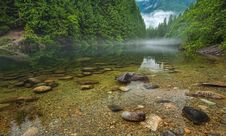 Free Photo Of River With Calm Waters Stock Photos - 131423143