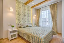 Free Photograph Of Bedroom Interior Royalty Free Stock Photos - 131518558