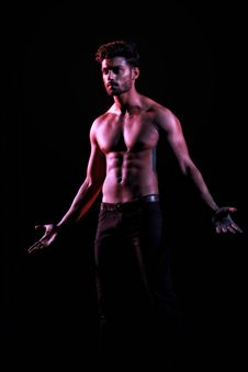 Free Topless Man Stock Images - 131518744