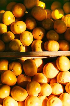 Free Photo Of Pile Of Orange Fruits Royalty Free Stock Photography - 131613567