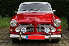 Free Car, Motor Vehicle, Volvo Amazon, Antique Car Stock Photography - 131670612