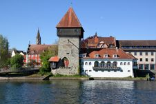 Free Waterway, Water Castle, Town, River Stock Photography - 131670762