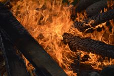 Free Flame, Fire, Geological Phenomenon, Heat Stock Photos - 131670823