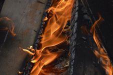 Free Flame, Orange, Fire, Geological Phenomenon Stock Photo - 131670860