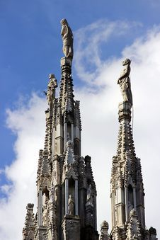 Free Spire, Sky, Monument, Building Stock Images - 131671164