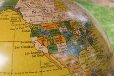 Free Map, World, Globe Stock Photos - 131684363