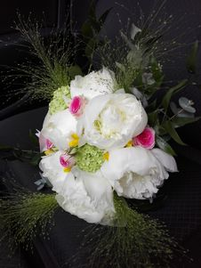 Free Flower, White, Flower Bouquet, Floristry Stock Photo - 131684430